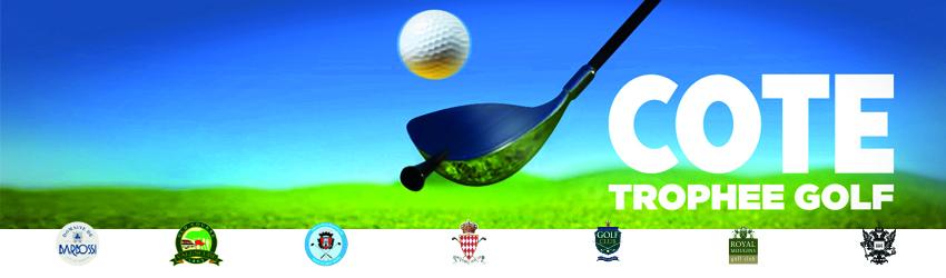 Trophée COTE Golf 2016