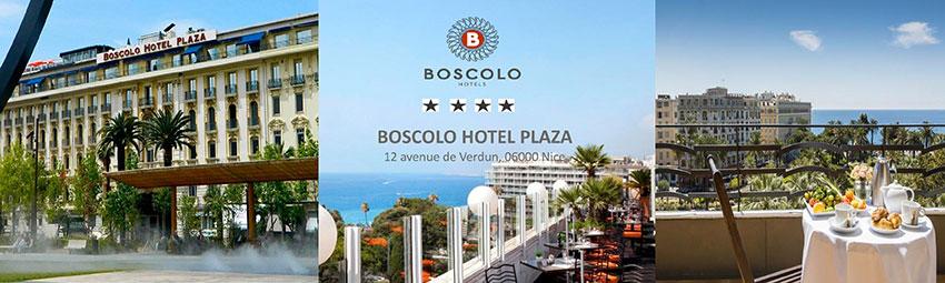 Boscolo Hôtel de Nice