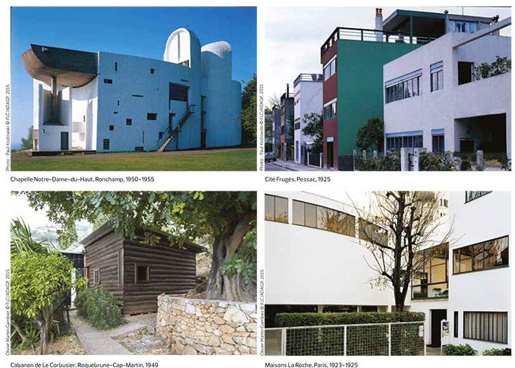 cinquantenaire de la disparition de le corbusier cote magazine le magazine style de vie. Black Bedroom Furniture Sets. Home Design Ideas