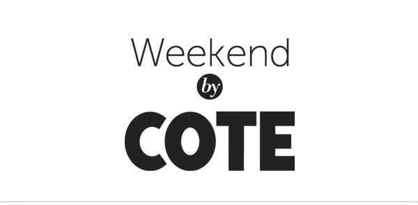 week-end by cote