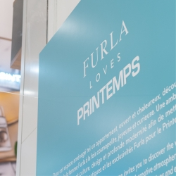 Furla loves Printemps