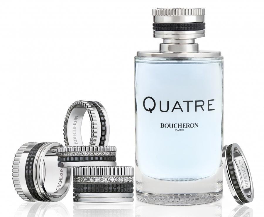 parfum boucheron quatre homme