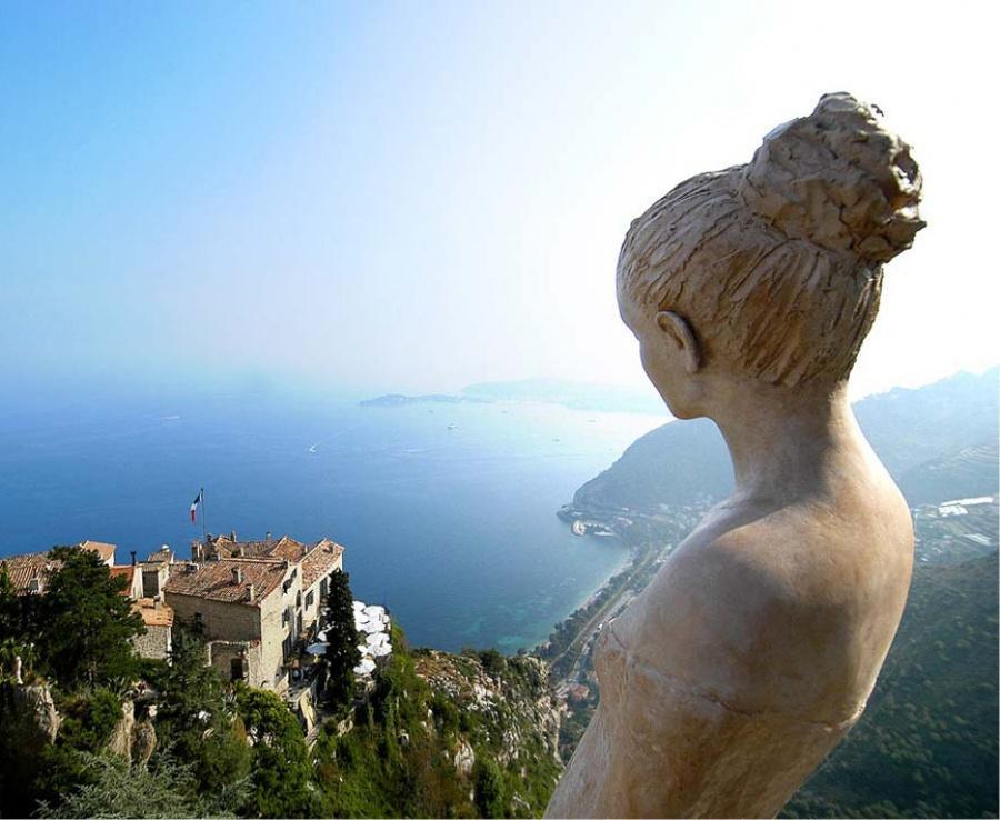 Rencontrez les sculptures de Jean-Philippe Richard au Jardin ...