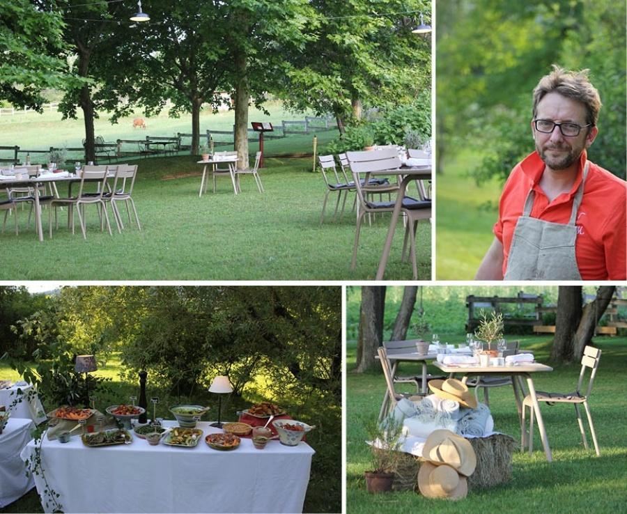 Profitez des douces soirées d\'été autour d\'un barbecue étoilé à la ...