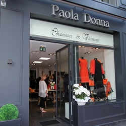 Paola Donna : mode et chaussures !!!