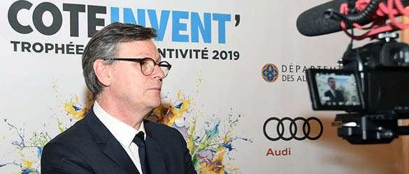Remise des Trophées COTEINVENT'2019