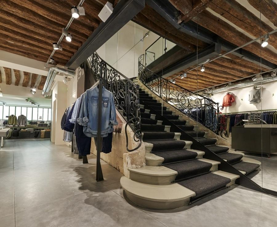 Réinventez vos jeans à la nouvelle boutique G Star RAW